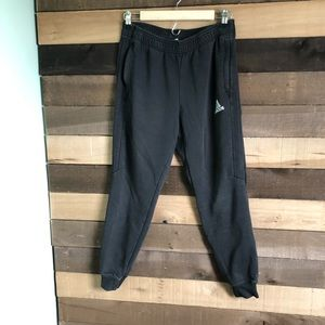 Adidas Black Faded Joggers Womens size S